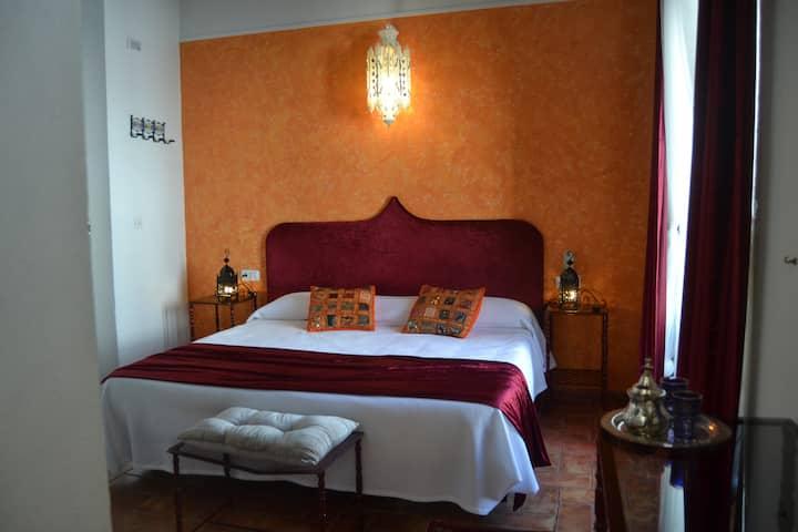 Habitacion en Hotel con encanto - Centro de Arcos