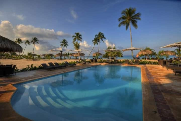 Cadaques Caribe Bayahibe Beach Dominicus La Romana