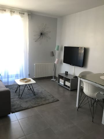 Charmant T2 hyper centre Annecy - Annecy - Appartement