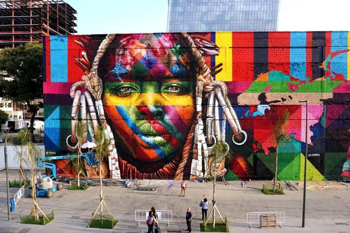 Mural do Kobra