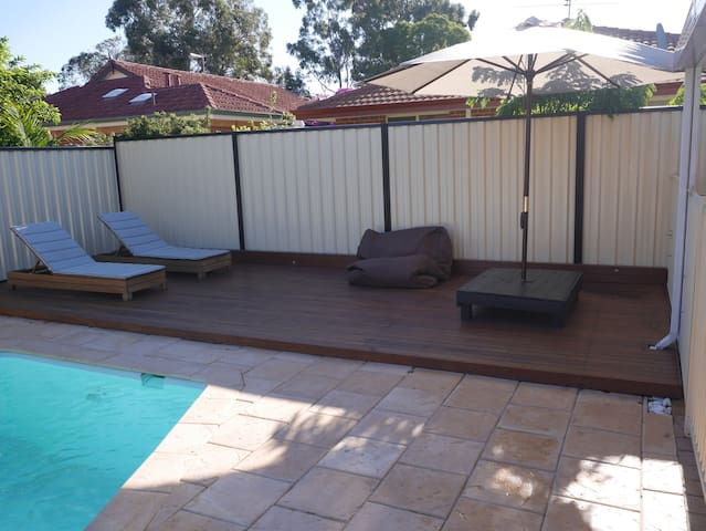 Great stay by the airport - Redcliffe - Penzion (B&B)
