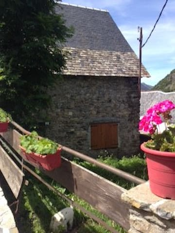 Casa Aranesa en bagergue con jardin - Bagergue - Maison