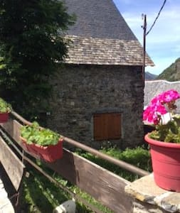 Casa Aranesa en bagergue con jardin - Bagergue