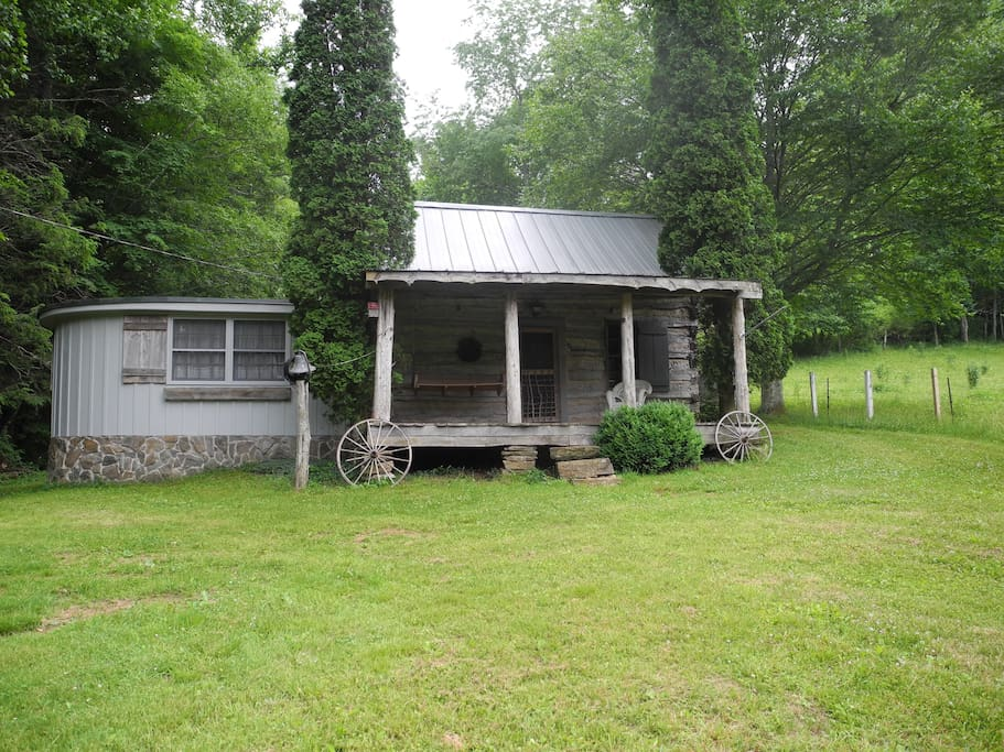 Little cabin in the woods cabins for rent in boone for Cabin rentals in boone north carolina