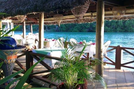 Vila Chaumiѐres Restaurant & Resort Garden Fare