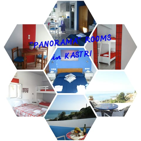 ''PANORAMA'' (7)APARTMENTS/ROOMS
