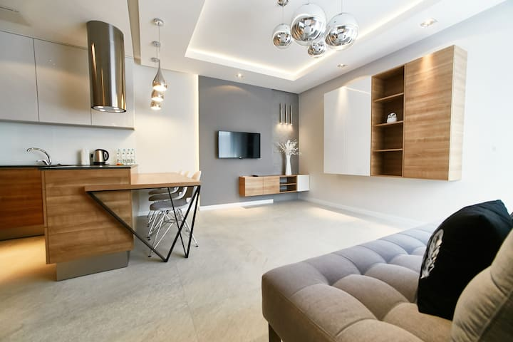 Modern apartment by Wawel Castle 3