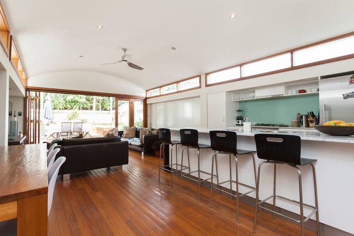 Beautiful private home in great location - Wollstonecraft - Rumah