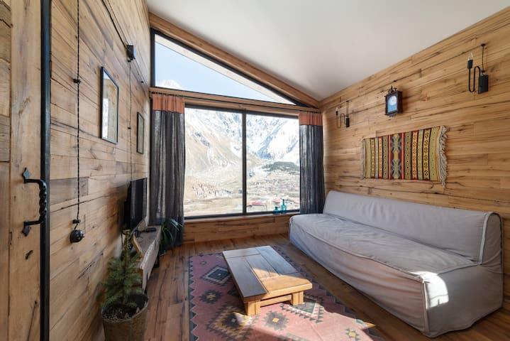 Kazbegi Cabin 1