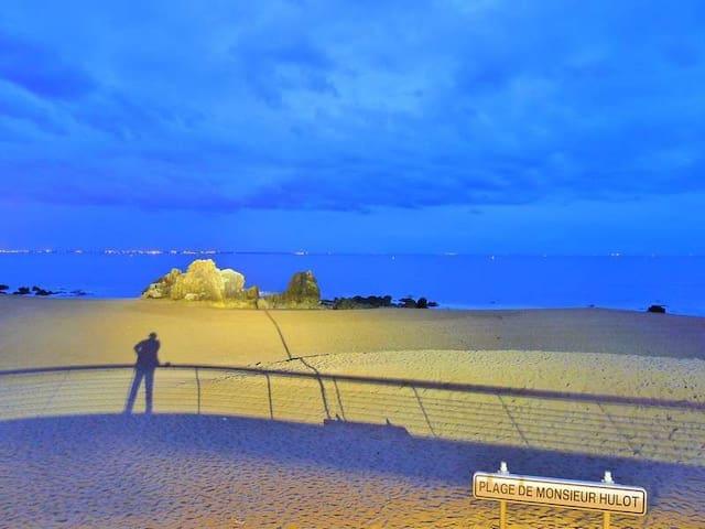 T2 St Marc/Mer proche plage - Saint-Nazaire - Hotel butik