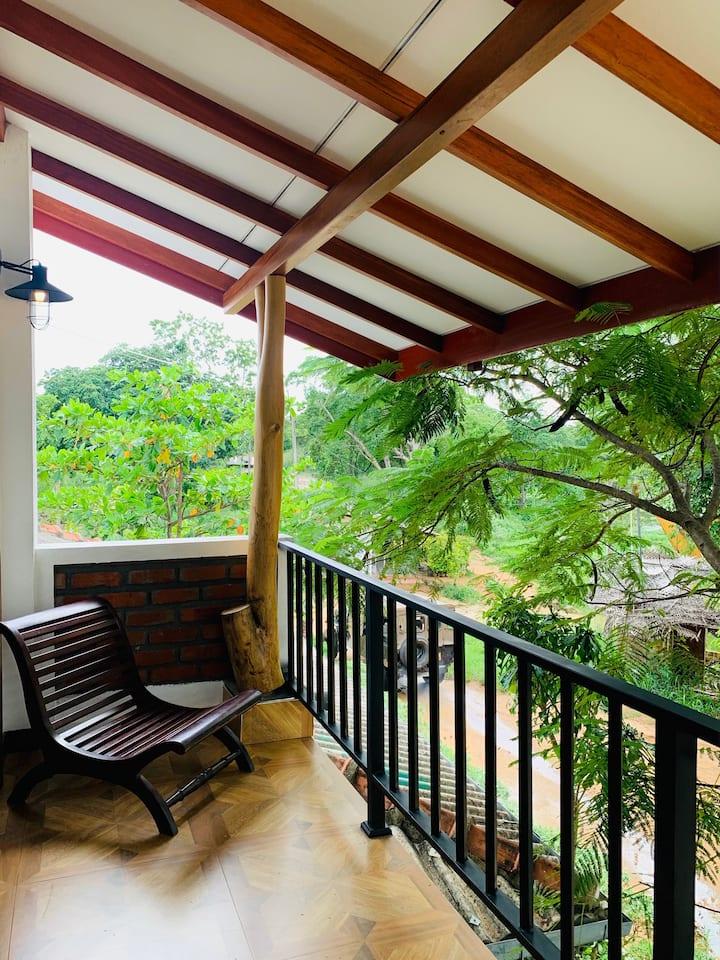 The Lake House -  Lake View Room.