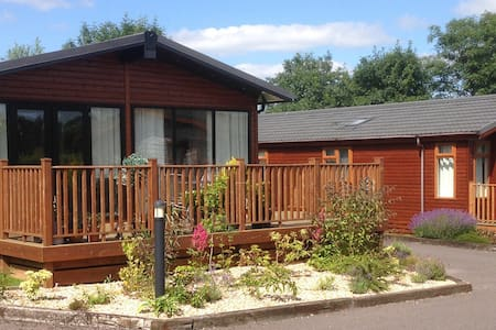 2 Bedroom Luxury Lodge at Blossom Hill - Honiton - 牧人小屋