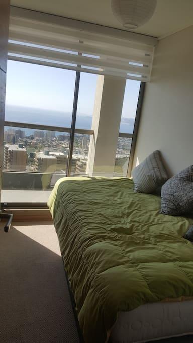 Dormitorio 2,  1 cama