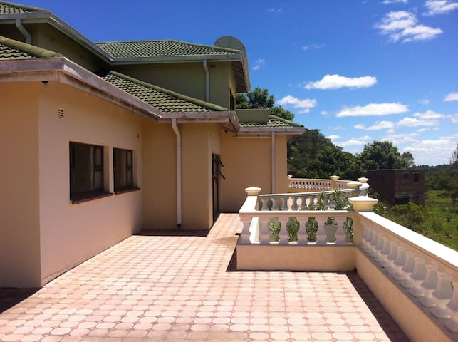 Unique bed & breakfast/Holiday homes 2 - Harare - Maison