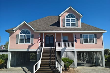 4Bd Beach House - Military discounts! - Saint Helena Island