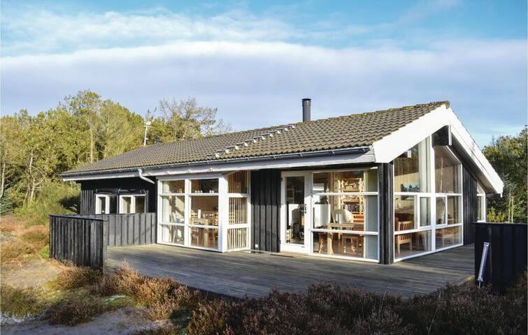 Holiday cottage with 3 bedrooms on 90m² in Ålbæk