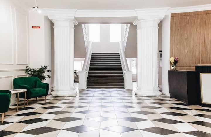 Hotel Continent- отель в центре Николаева
