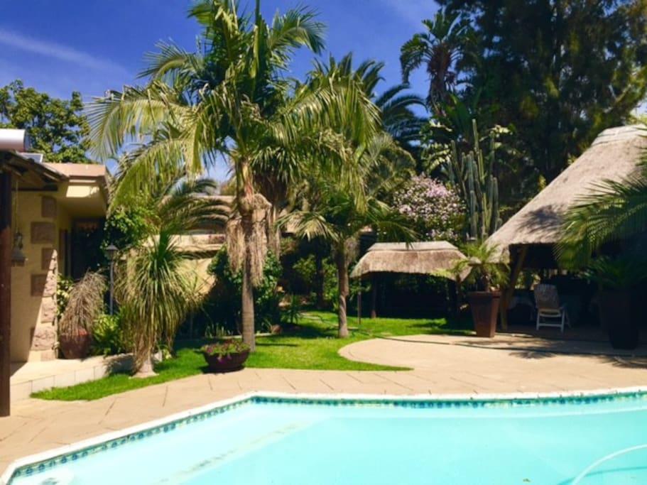 The Garden, Lapa & Pool