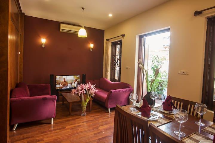 1BR Apt in Hanoi Tourist Attraction (Tuti Home) - Hanoï - Appartement