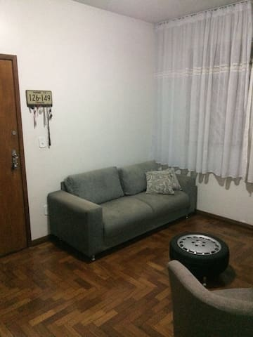 Suite próximo a Puc Minas, Expominas e Cefet