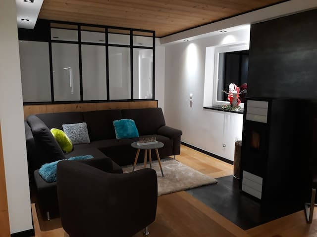 Maison, 2 à 6 personnes, 90m2 Husseren-Wesserling