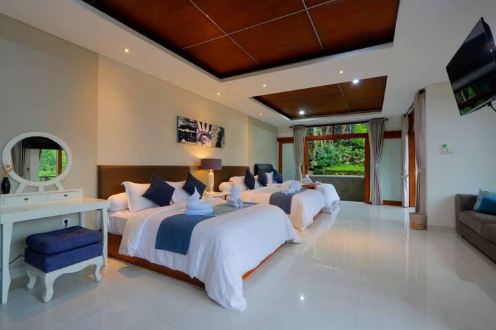 Hidden Seroja Luxury Villa - Sapphire Suite