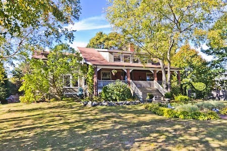 Bright & airy near beach & Old Port - South Portland - Bed & Breakfast