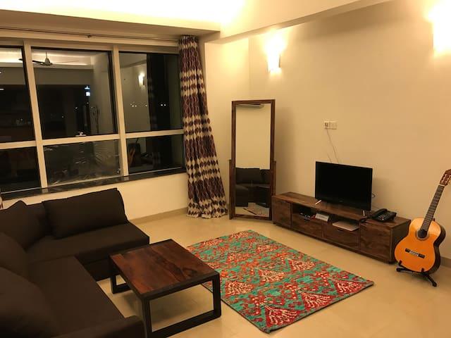 Mitta's Safe house - Gurugram - อพาร์ทเมนท์