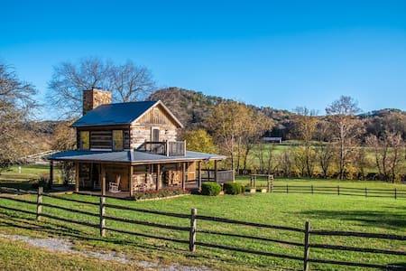 Mendota Farms Cabin