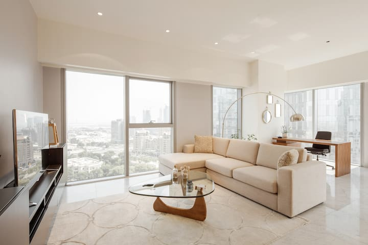 Fully equipped Luxury one bedroom in DIFC