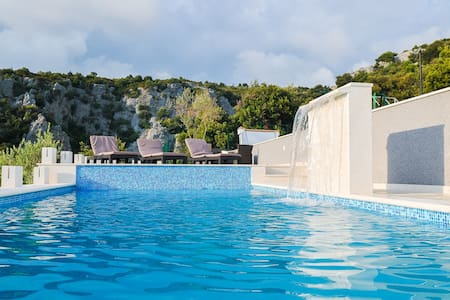 Luxury Villa Ivanka - Sevid - Villa