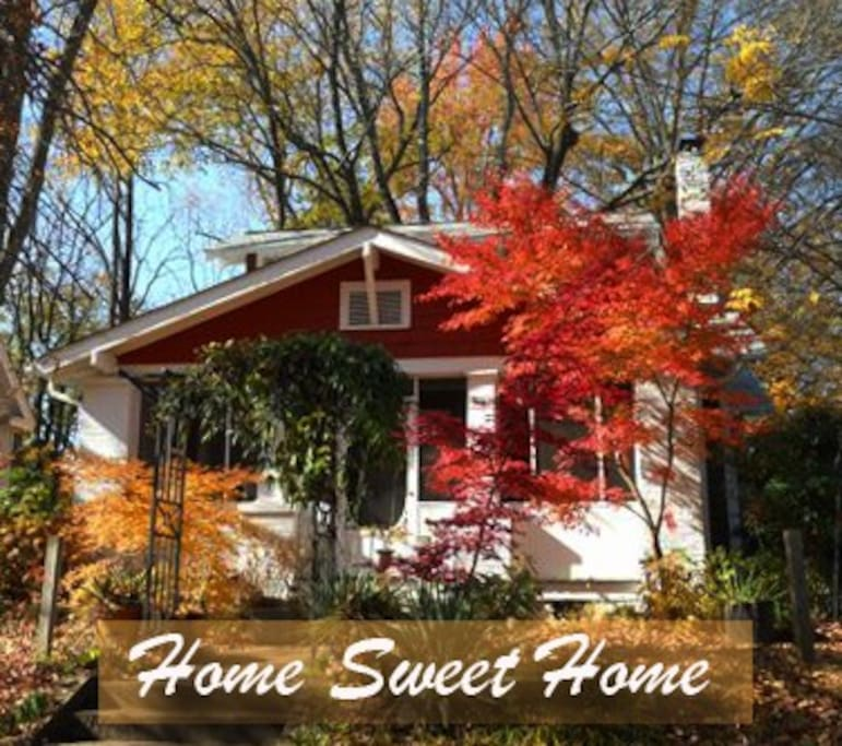 Home Sweet Home…Welcome!  Ideal for quiet, mature guests.