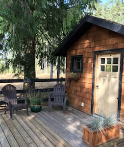 Lovely Tiny Cabin with Pastoral Views