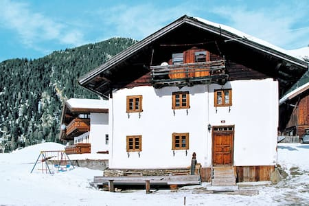 Haus Ennebach - Niederthai - Dům