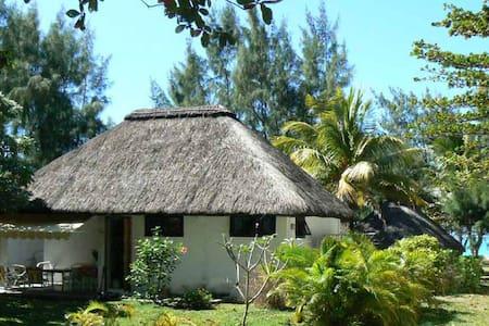 Fouilly Jardin - Beach Cottage - Blue Bay - Casa