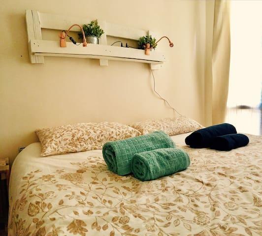 Habitaciónes privadada en C/ Feria - Sevilla - House