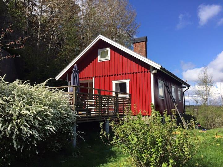 Peaceful surroundings in the heart of Bohuslän
