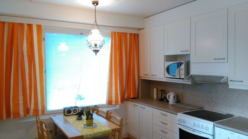 Apartment with sauna Near Helsinki and Airport - Vantaa - Apartment