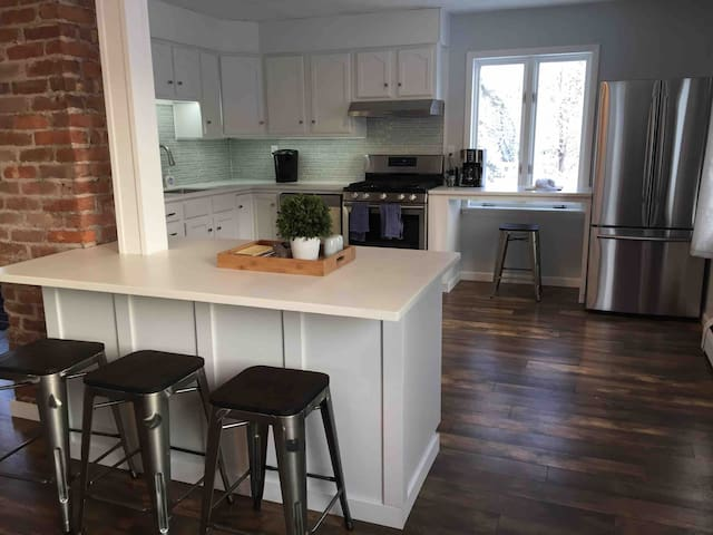 3 bedroom home in center of the Keweenaw