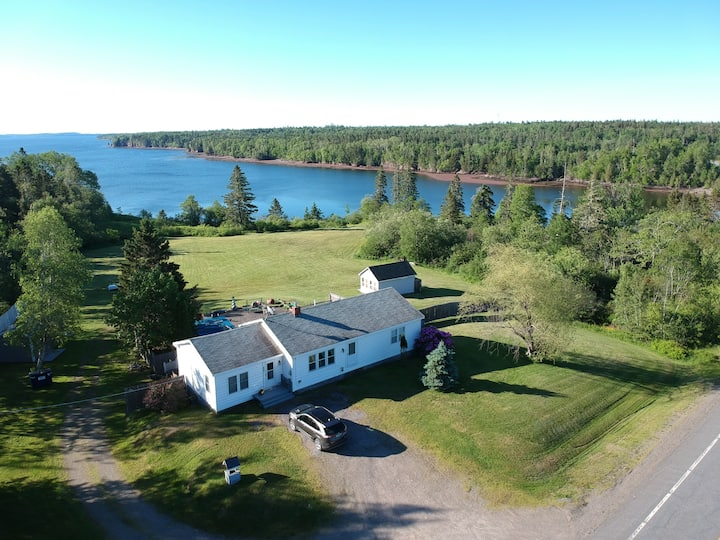 $149 a night thru Dec! PM for winter availability