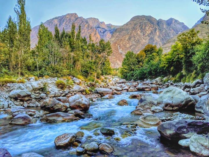 Springfield Resort 5, Gilgit, Gilgit Baltistan