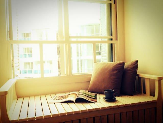 The Summer Hua Hin - ตำบล หนองแก - Appartamento