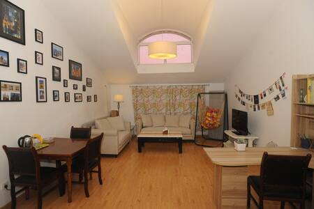 Cozy room with great sunshine  - Jinan - 公寓