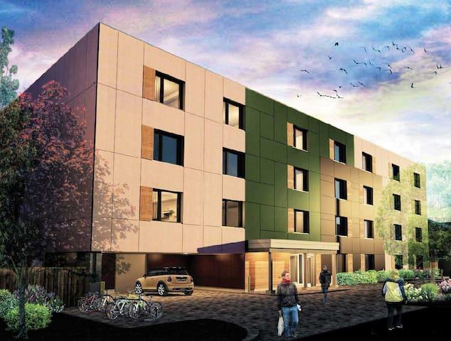 Beautiful New Bachelor Apartment - Ottawa - Apartamento
