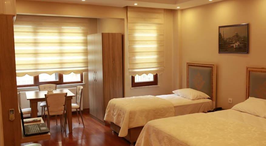 BIRINCI APART HOTEL - Fatih - Bed & Breakfast