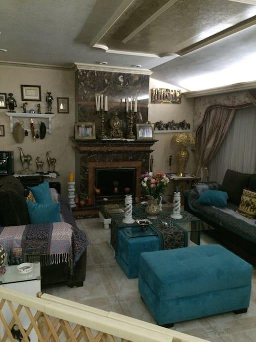 La sala prinicipal