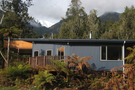 The Ferns Luxury Hideaway - Franz Josef Glacier - Talo