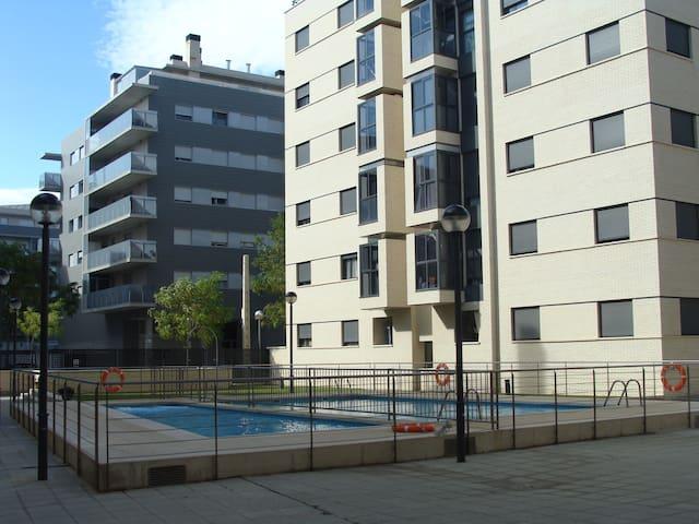Apartamento en el centro de Huesca - Huesca - アパート