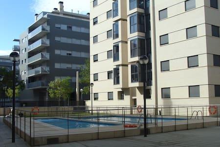 Apartamento en el centro de Huesca - Huesca - Pis