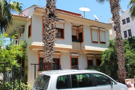 Villa in the downtown - Muratpaşa